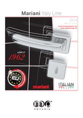 Mariani je talianska spoločnosť s vyše 52 ročnou tradíciou.