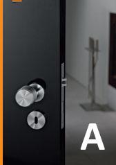 Komplexná ponuka dverného kovania od výrobcu JNF.