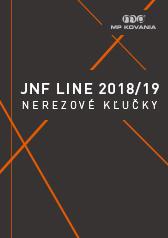 Výber nerezových modelov od portugalského výrobcu JNF.