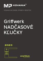 Prinášavame Vám novú značku Griffwerk z Nemecka.Revolúciu v uzamykaní predstavujú kľučky zo série Smart2lock.