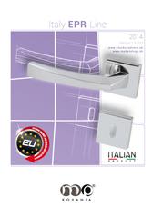 Nový sortiment zo série Italy Line na ekonomických plastových rozetách EPR.